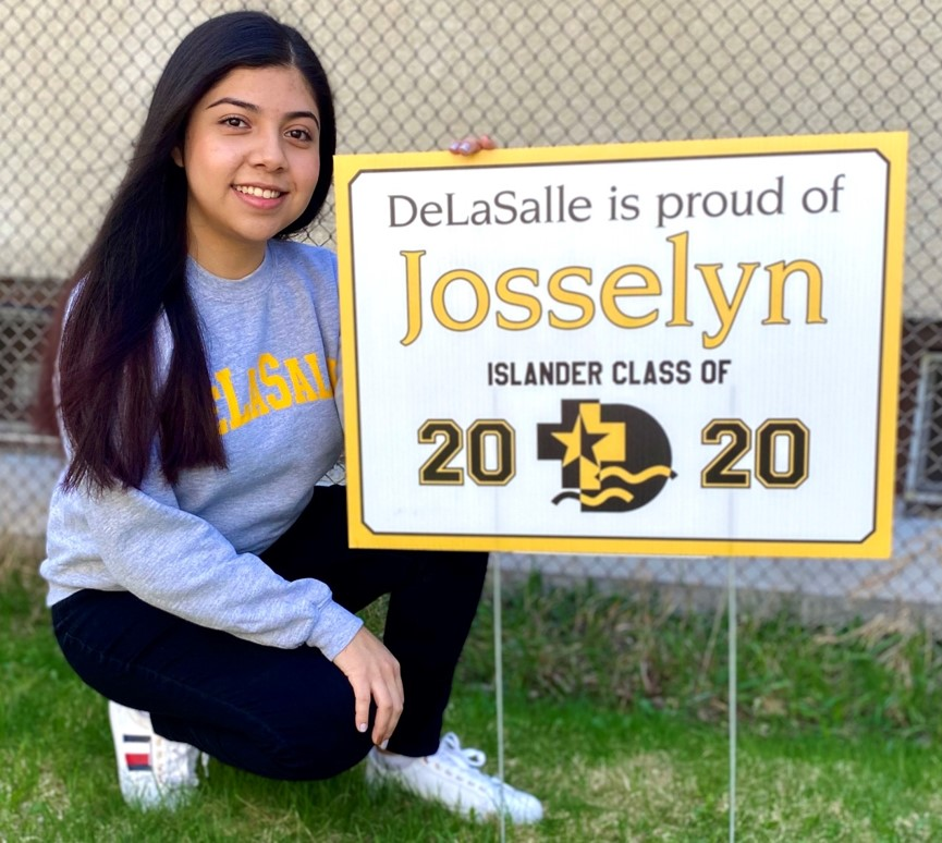 Josselyn High School Graduate