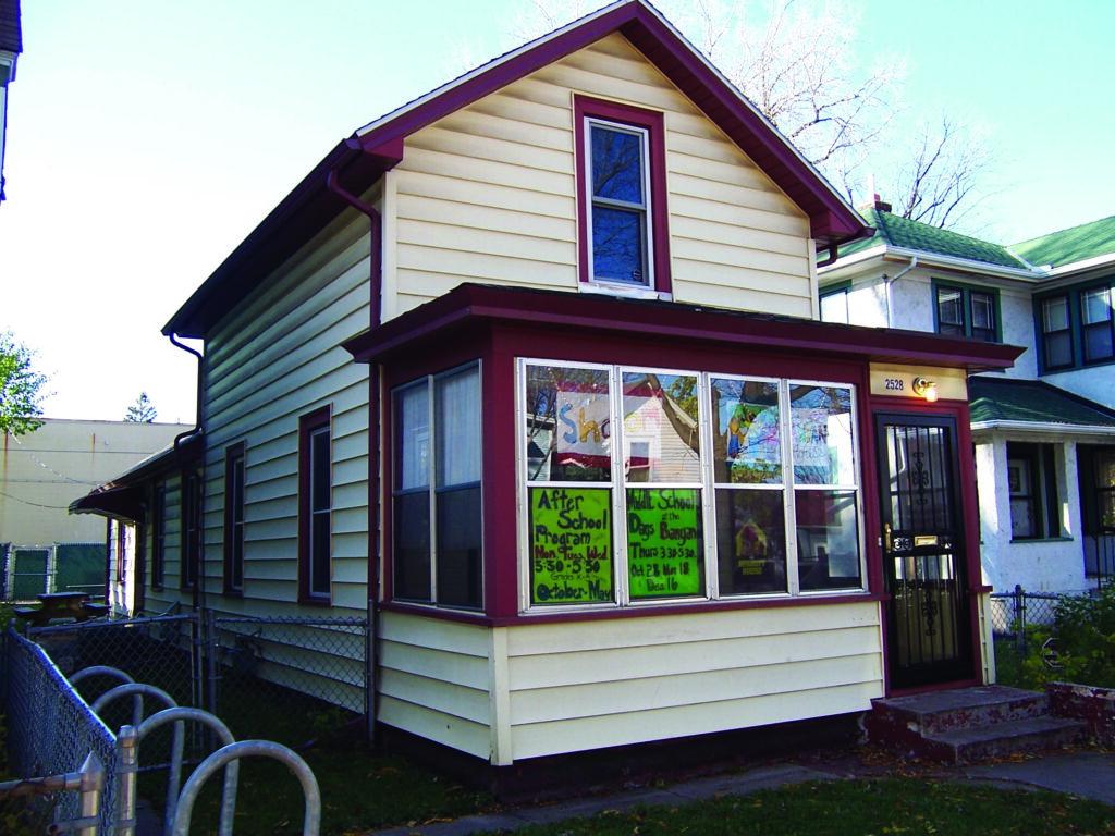 Banyan Community Center in Phillips Neighborhood