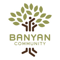 Banyan Community logo showcasing animated Banyan Tree