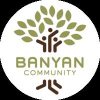 Banyan Community logo showcasing animated Banyan Tree