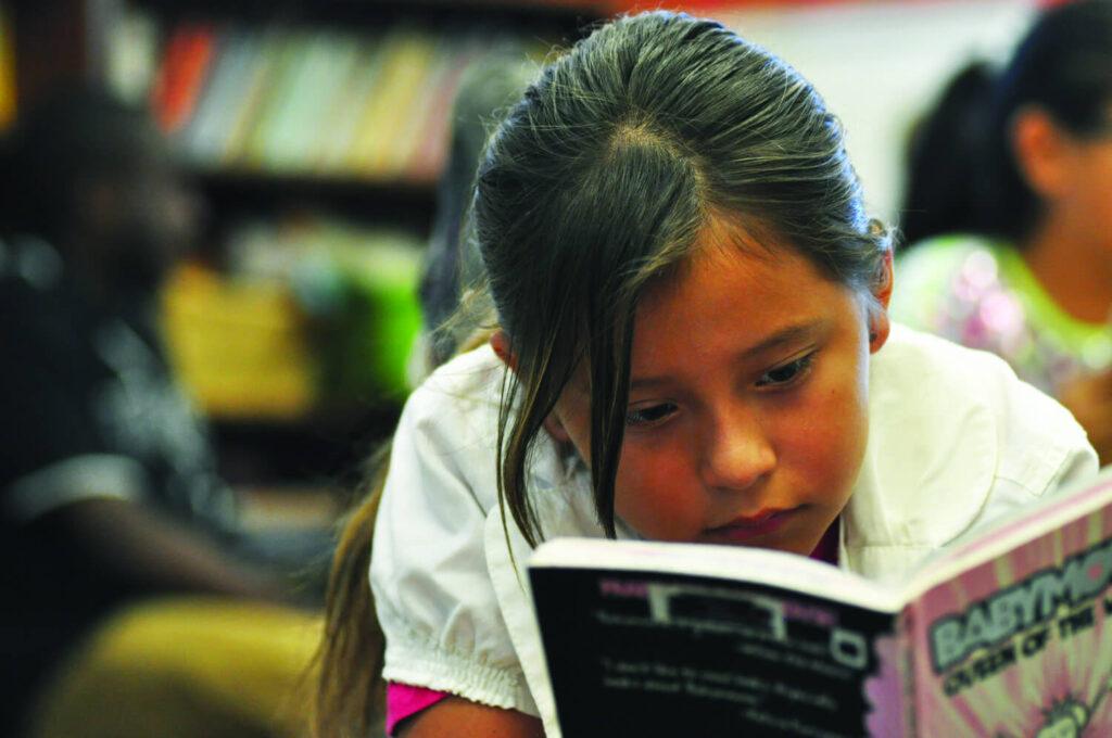 Banyan Community Youth Reading