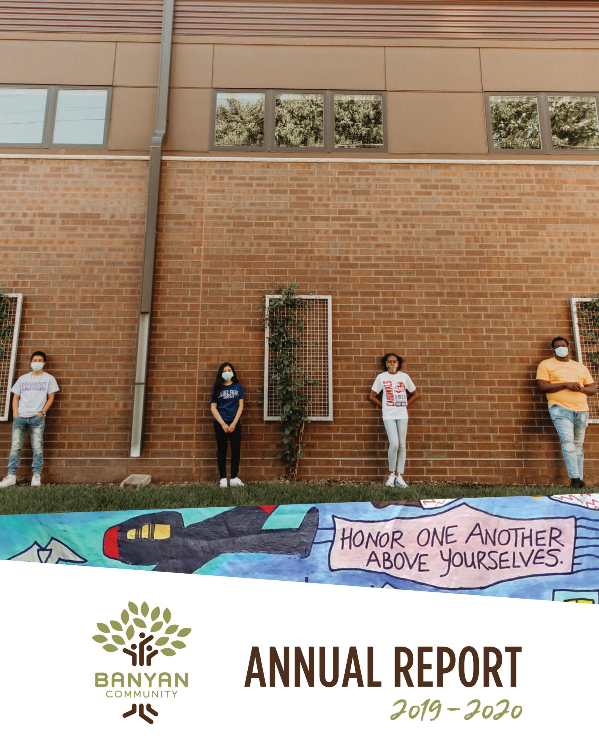 Banyan Community Annual Report